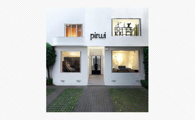 Revista Código  Nuevo showroom de Pirwi