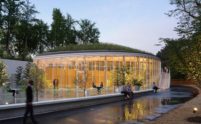 Arquitectura sustentable for Hotels near brooklyn botanical garden