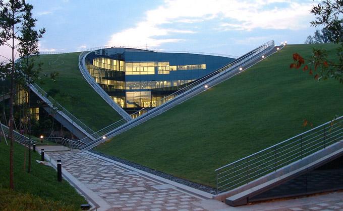 Arquitectura Sustentable Jardines Urbanos