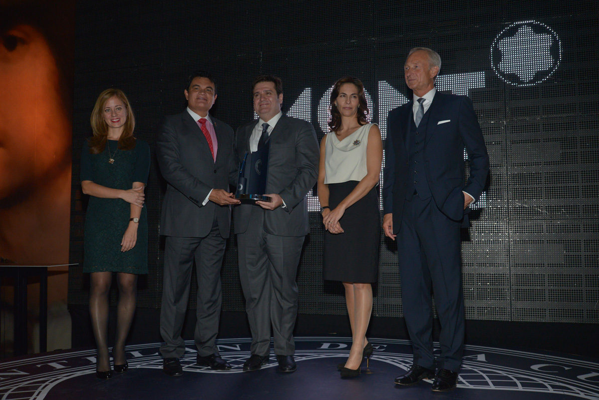 award ha reconocido y celebrado el trabajo de los mecenas de arte más