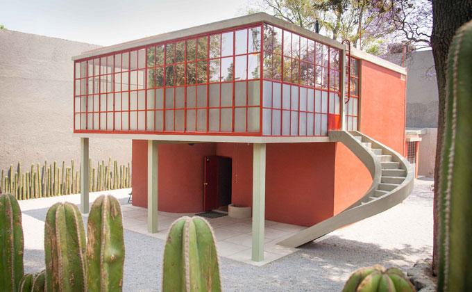 Revista c digo arte arquitectura dise o cine for Arquitectos y sus obras