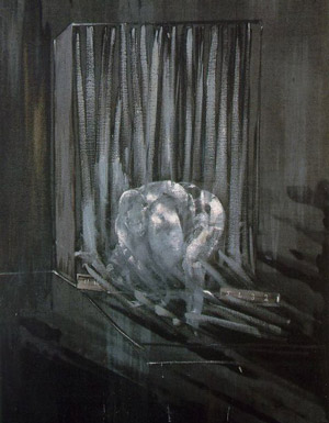 CUERPO-FrancisBacon-Studyforanude_Private(198x137CM)(1951)