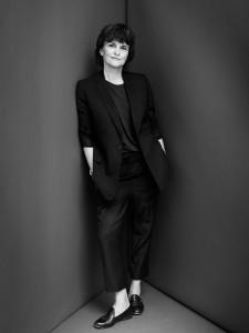 Cathy Horyn. Tomada de la página de Vogue.