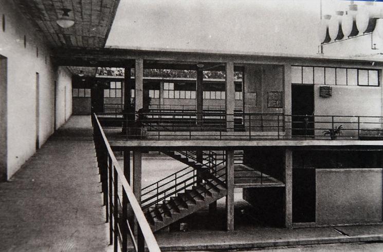 Escuela primaria funcionalista. Juan O'Gorman