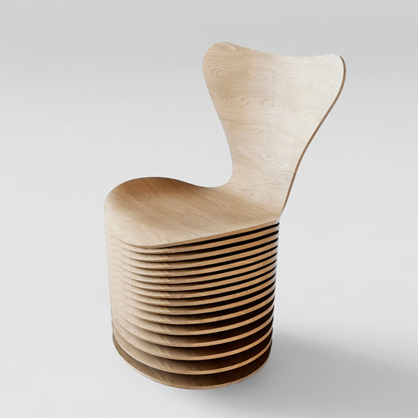 CUERPO-series-7-seven-chair-arne-jacobsen-BIG-zaha-hadid-jean-nouvel-snohetta-designboom-01