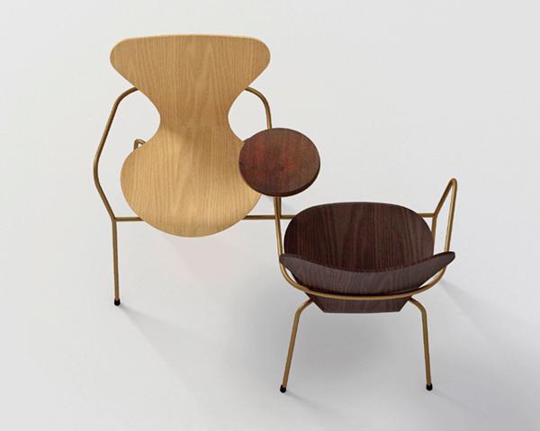 CUERPO-series-7-seven-chair-arne-jacobsen-BIG-zaha-hadid-jean-nouvel-snohetta-designboom-06