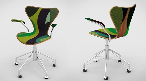 Cuerpo-series-7-seven-chair-arne-jacobsen-BIG-zaha-hadid-jean-nouvel-snohetta-designboom-11