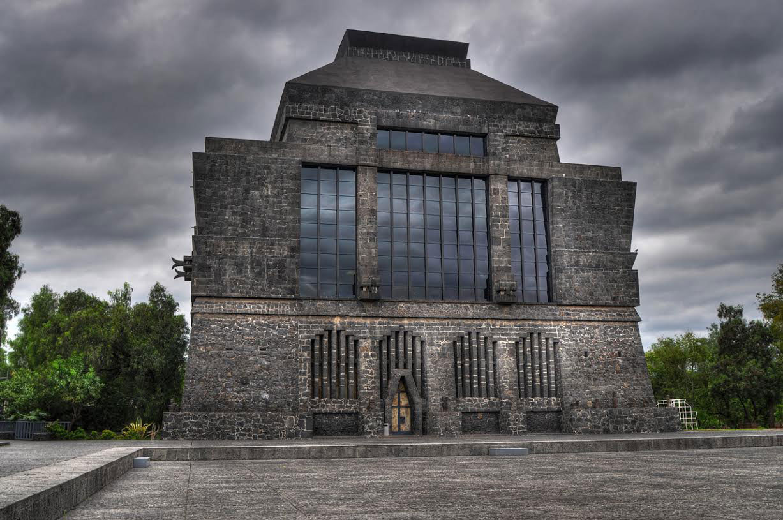 Museo moderno. Juan O'Gorman.