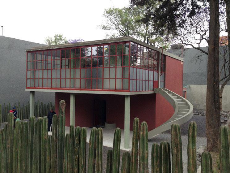 Casa funcionalista. Juan O'Gorman