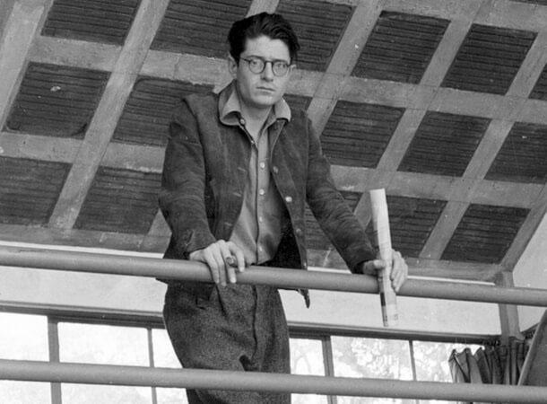 Juan O'Gorman joven.