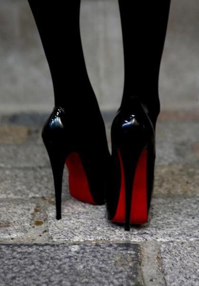 Zapatos Louis Vuitton Mujer Suela Roja Precio