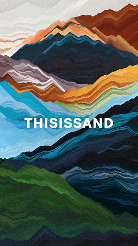 This is sand, (2015). Tomada de This is sand