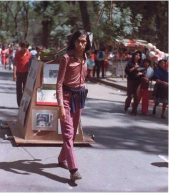 Adolfo Patiño por Armando Cristeto 1980