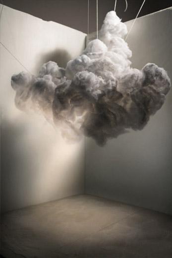 Galeria Patricia Conde Alexandra Guzman cumulonimbus de la serie metamorfosis de una nube 2013 37 x 27