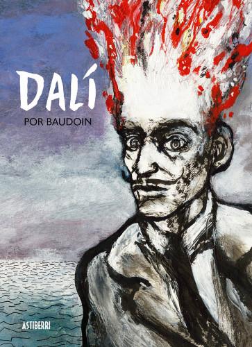 Edmond Baudoin, Dalí (En papel) (2013)