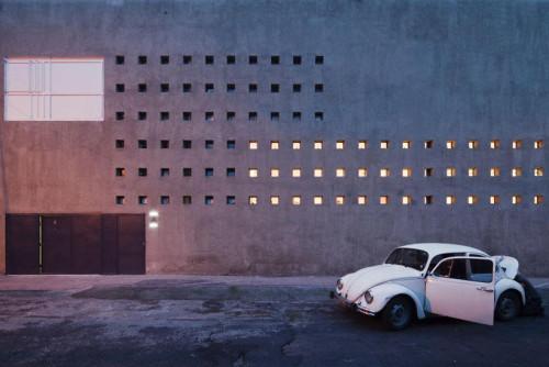 Ramiro Chávez | Fachada de la Casa:Galería Archivo