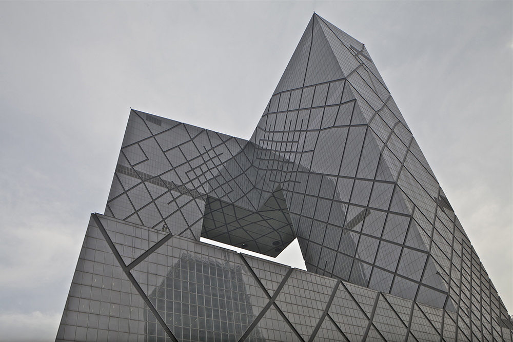 OMA, Oficinas de China Central Television (CCTV) (2012). Tomada del sitio oficial del despacho