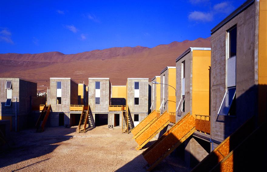 ELEMENTAL, Quinta Monroy (2004). Tomada del sitio web del despacho