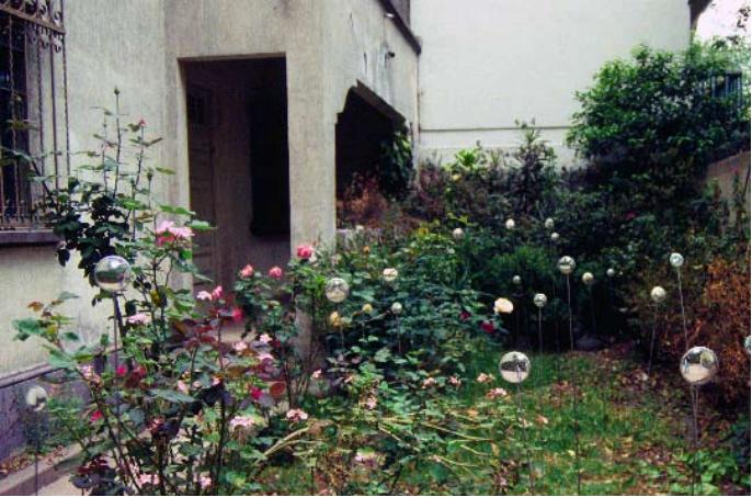Jardínes de Temístocles 44. Tomada del catálogo de La Era de la Discrepancia