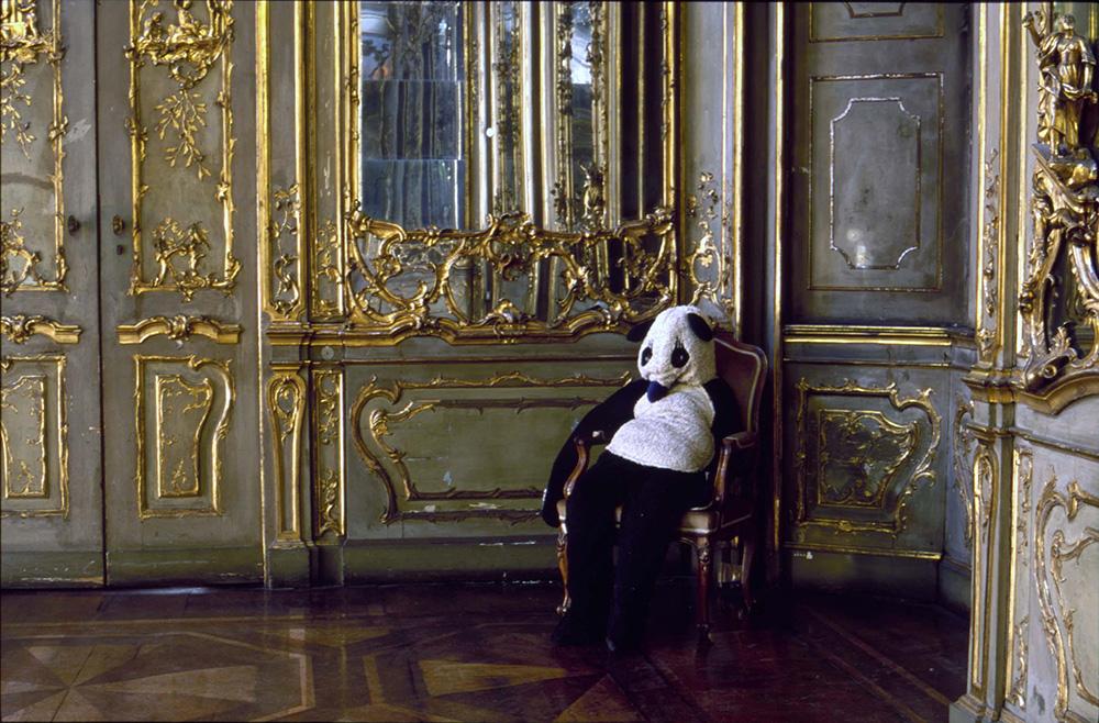 Fischli & Weiss, Rat and bear (2009). Tomada del sitio de Swiss Art Foundry