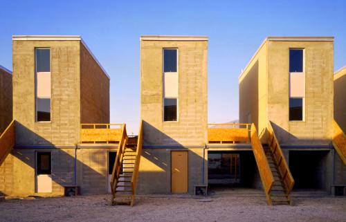 ELEMENTAL, Quinta Monroy (2004). Iquique, Chile. Tomada del sitio web del despacho