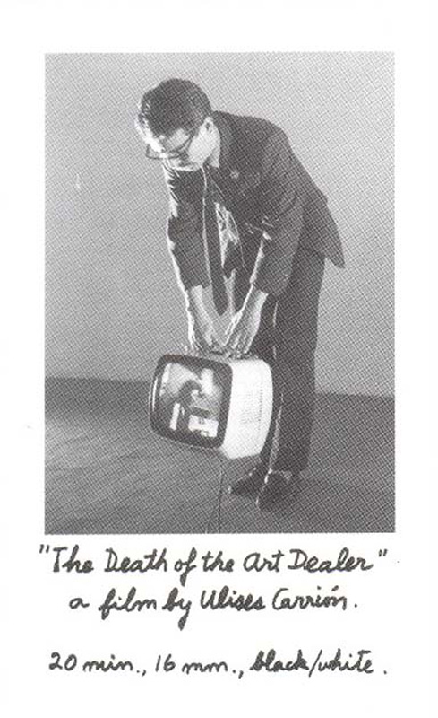 The Death of the Art Dealer (1982)