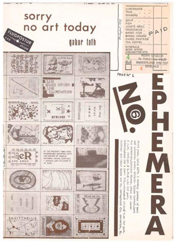 Ephemera (1977-78)