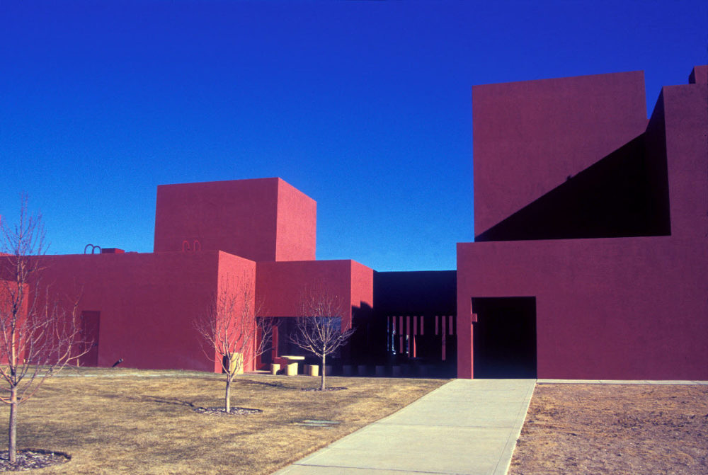 Centro de artes adolescentes de Santa Fe