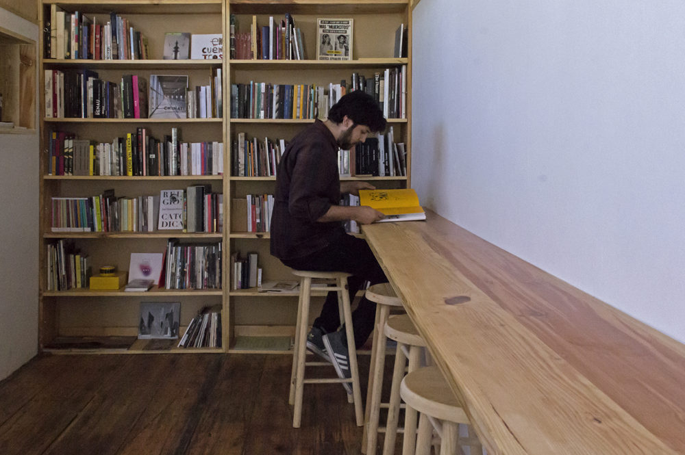 Alejandro Morales y Urbánika, Proyectos Impala (2016). Vista de barra de lectura