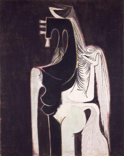 Wilfredo Lam, La Femme Cheval (1949)