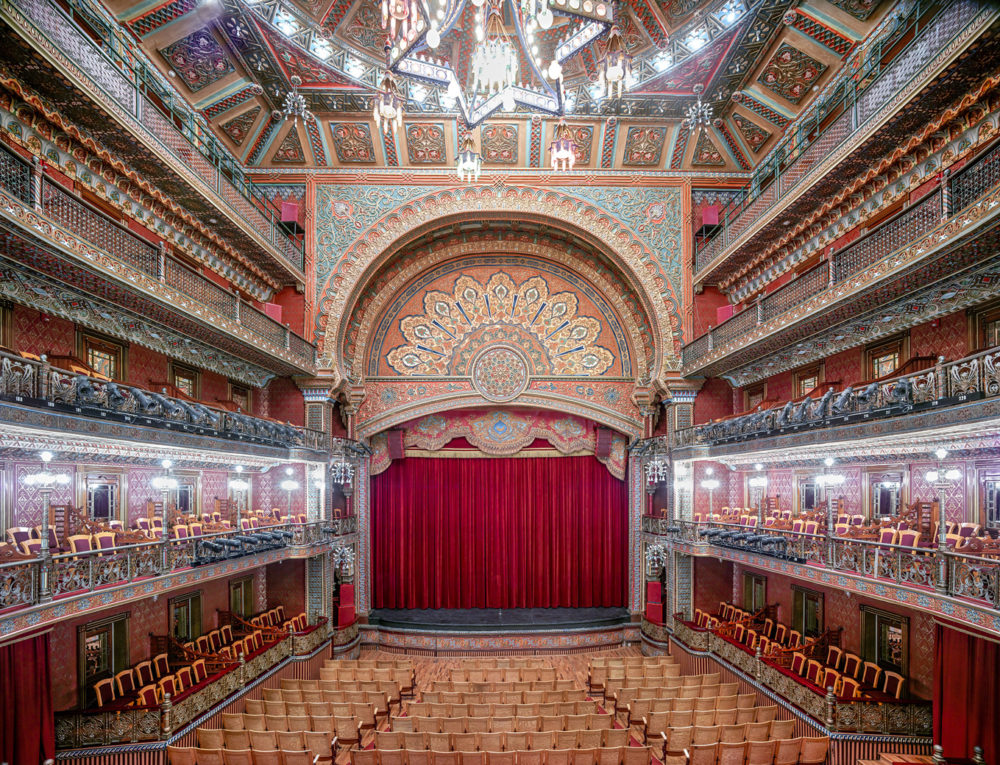 Candida Höfer, Teatro Juárez Guanajuato (2015)