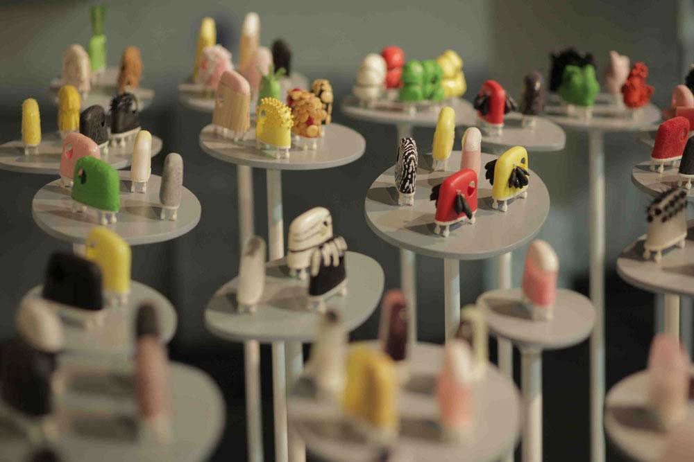 Alexandra Daisy Ginsberg, Design Taxonomy (2014). © Alexandra Daisy Ginsberg