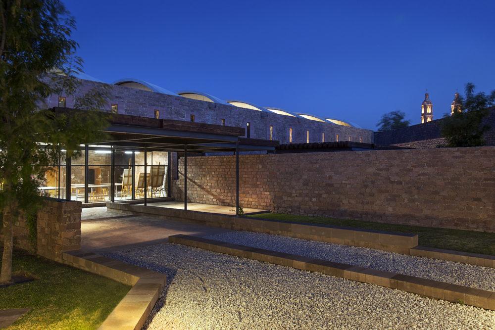 Centro de las Artes de San Luis Potosí. Imagen cortesía del lugar