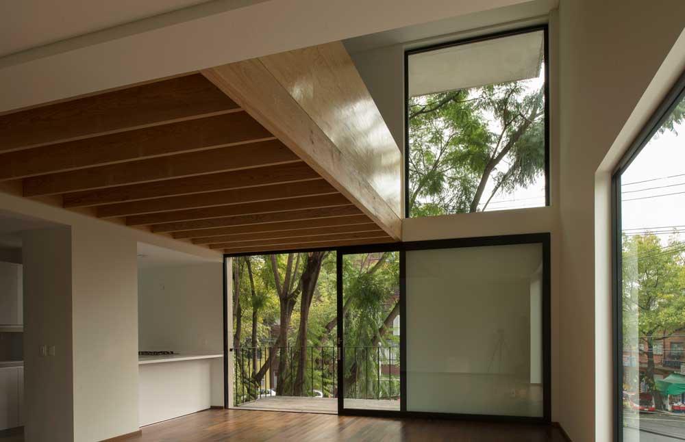 Ambrosi|Etchegaray, Edificio Alfonso Reyes 200 (2012). Cortesía de los arquitectos