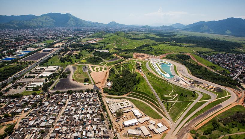 Parque Olímpico Deodoro, Vigliecca & Associados. © André Motta / Heusi Action