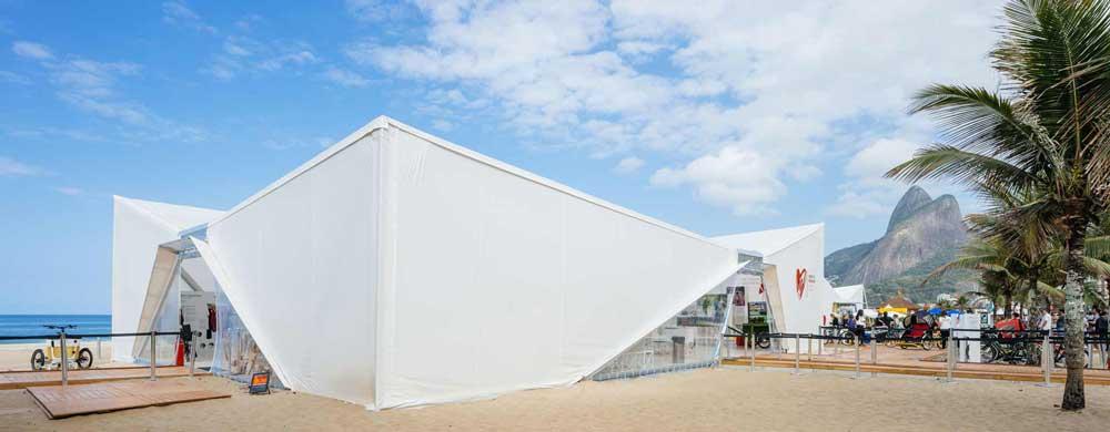 Pabellón de JO, Henning Larsen Architects. © Pedro Kok