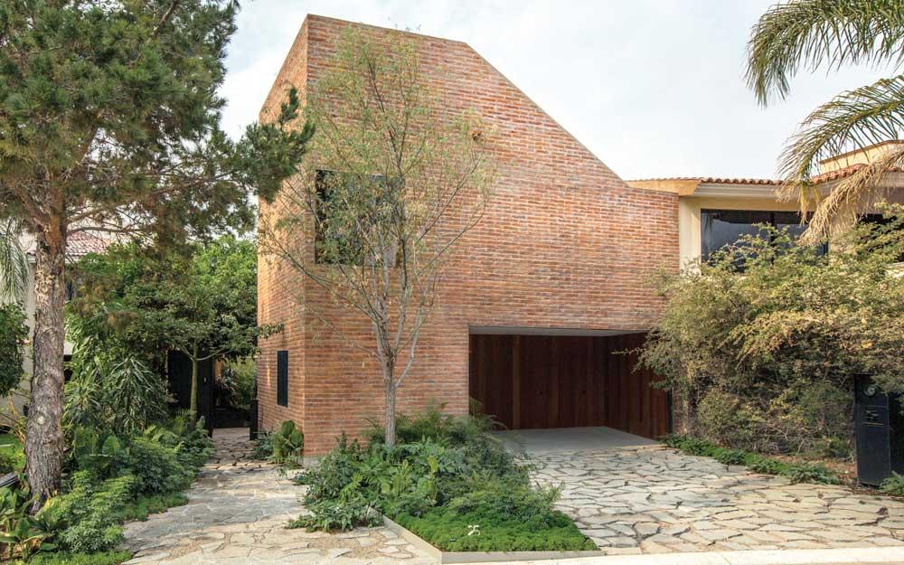 Macías Peredo, Casa Atlas (2012-13). © Daniel Robles. Cortesía del estudio