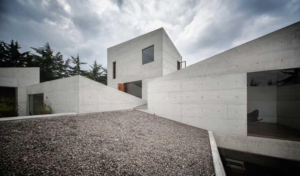 G3Arquitectos, Casa Cap (2013). © Yoshihiro Koitani.