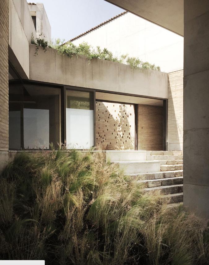G3Arquitectos, Casa GG (2013). Tomadas del sitio web del despacho
