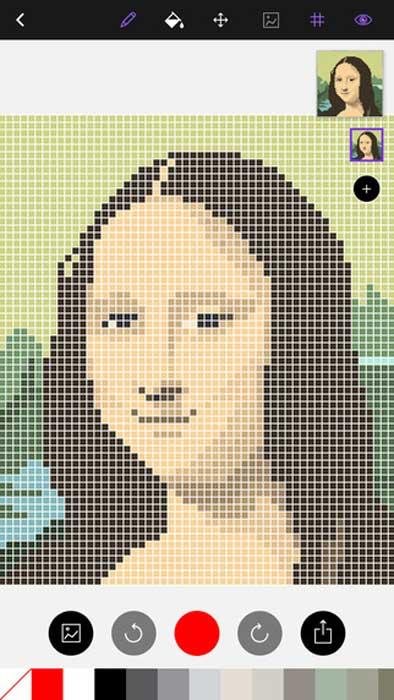 Dots — Pixel Art