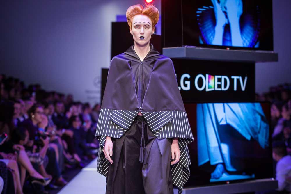 Malafacha presentado por LG™ Otoño 2015. En Mercedes Benz Fashion Week México