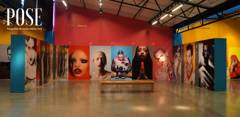 Pose. Fotografía de moda México hoy, en Foto Museo Cuatro Caminos. Tomada de mxcity.mx