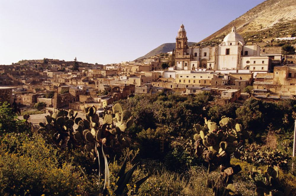 Real de Catorce, San Luis Potosí. © Danny Lehman/Corbis