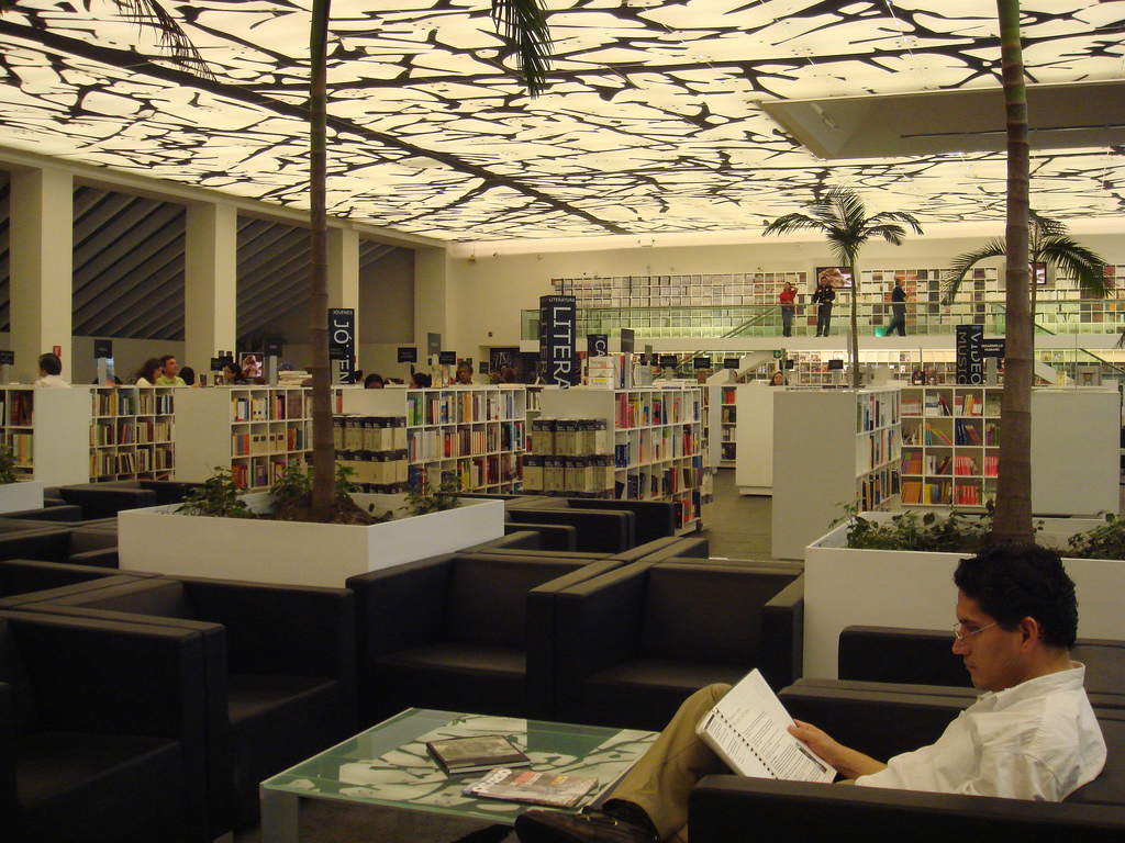 interior del centro cultural bella epoca