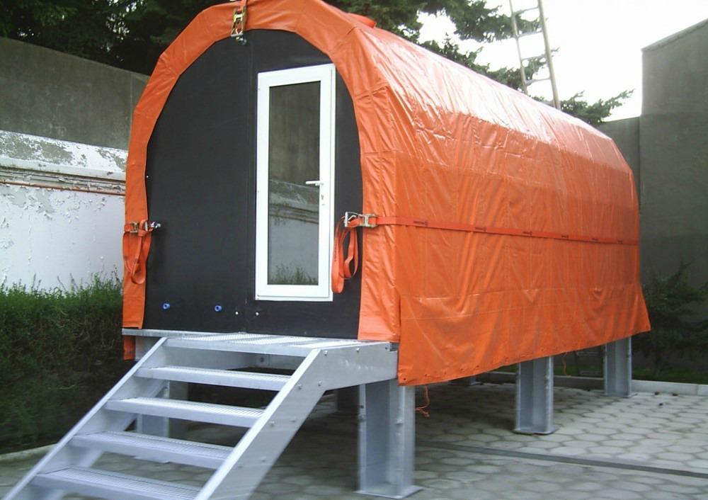Marko Matulic Cvitanic, Módulo Habitacional Prefabricado para la Antártica (2005)