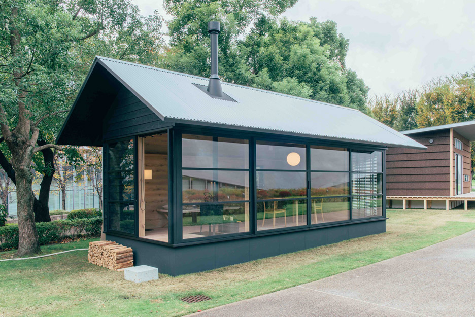Casa prefabricada (2014), de MUJI & Naoto Fukasawa