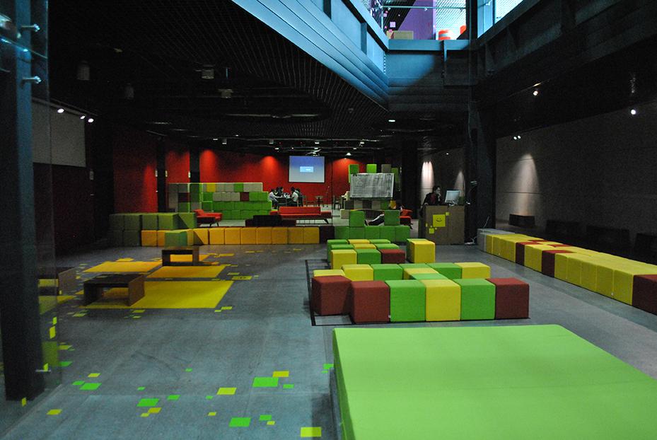 Centro de Cultura Digital. Cortesía del CCD