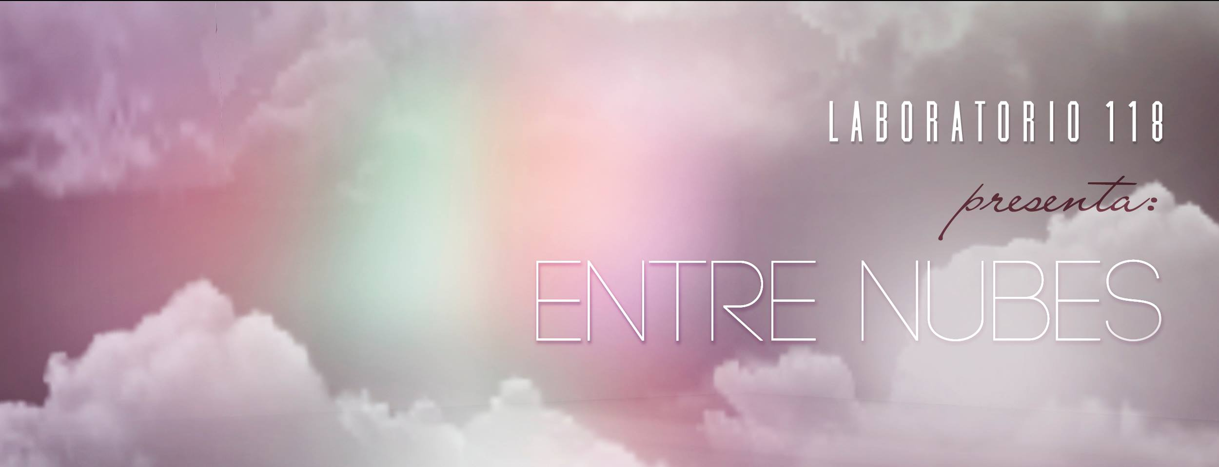 Laboratorio 118, Entre nubes (2016). Imagen tomada de la web de Laboratorio 118