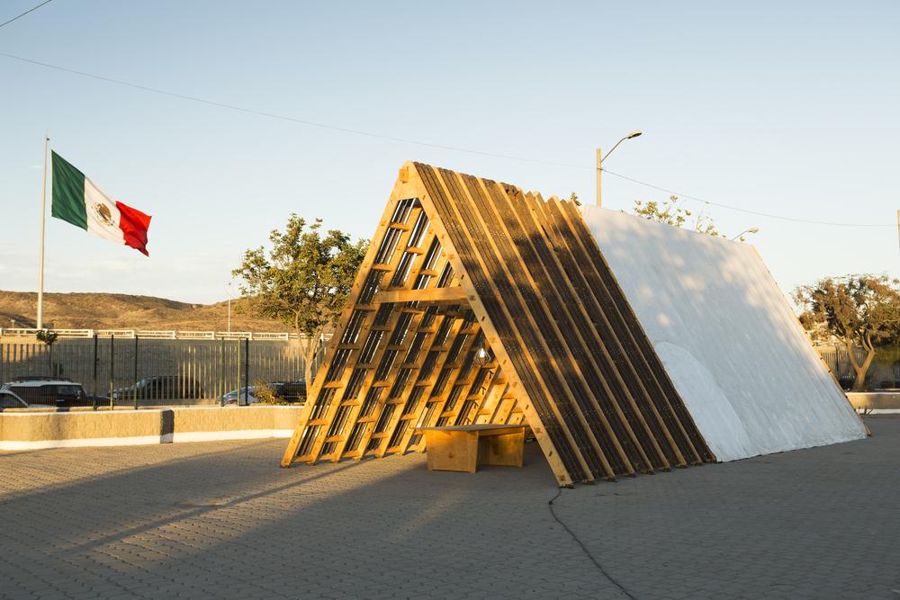 Tuux, Pabellón Cultural Migrante. Imagen tomada de la web del estudio