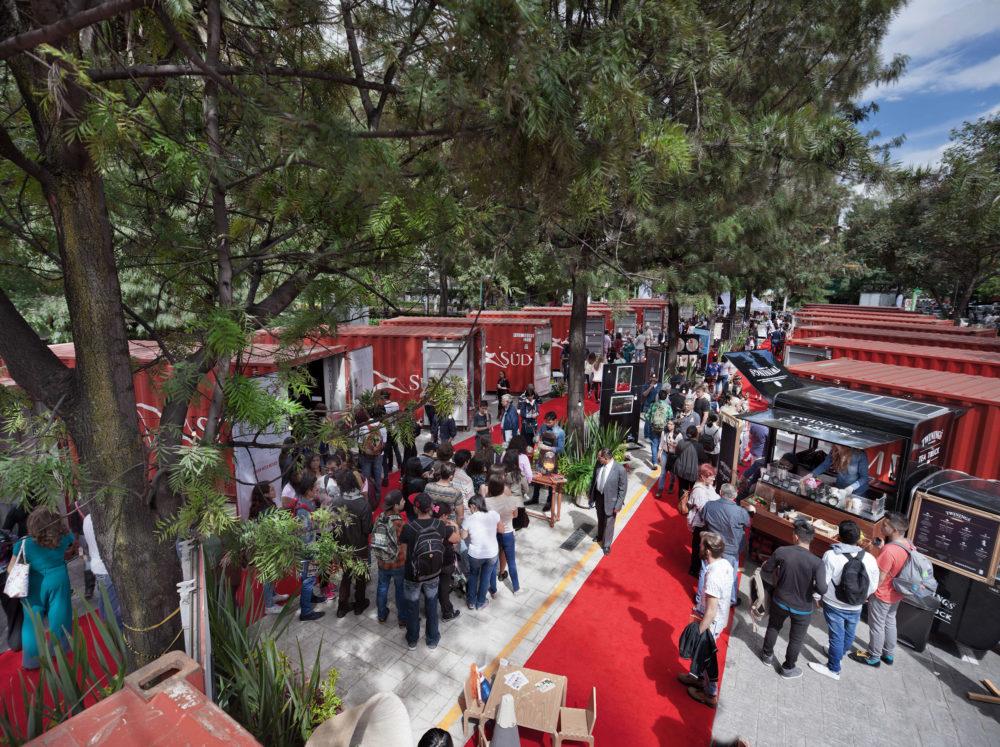 Diseño Contenido, Design Week Mexico (2015). ©Víctor Benítez